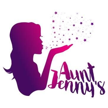 Aunt Jenny's - logo