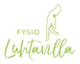 Luhtavilla - logo fys vihreä